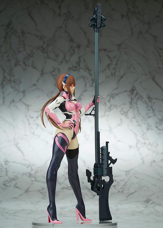 Rebuild of Evangelion Mari Makinami Illustrious Complete Figure 3