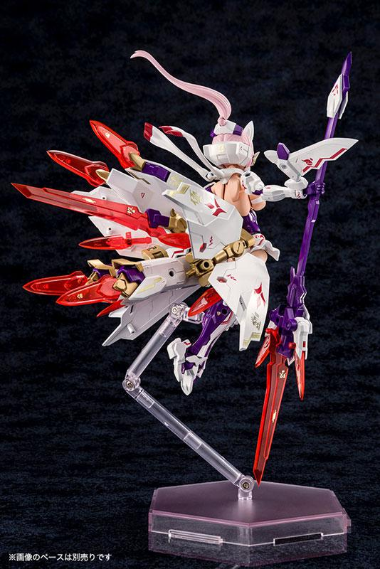 Megami Device Asra Kyuubi 1/1 Plastic Model 2