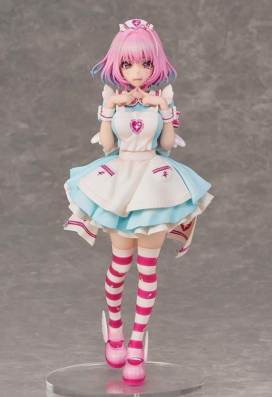 THE IDOLM@STER Cinderella Girls Riamu Yumemi 1/7 Complete Figure main