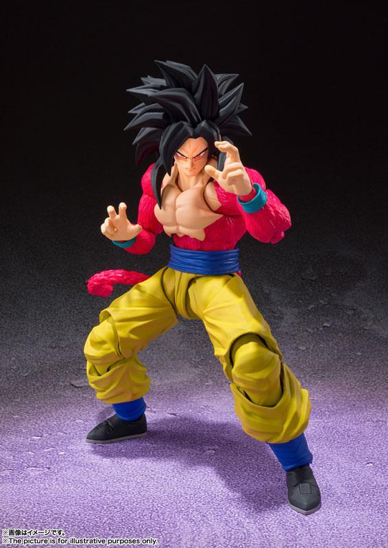 "S.H.Figuarts Super Saiyan 4 Son Goku ""Dragon Ball GT"" product"