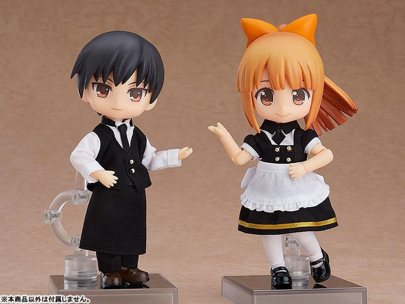 Nendoroid Doll Outfit Set (Cafe: Girl) 1