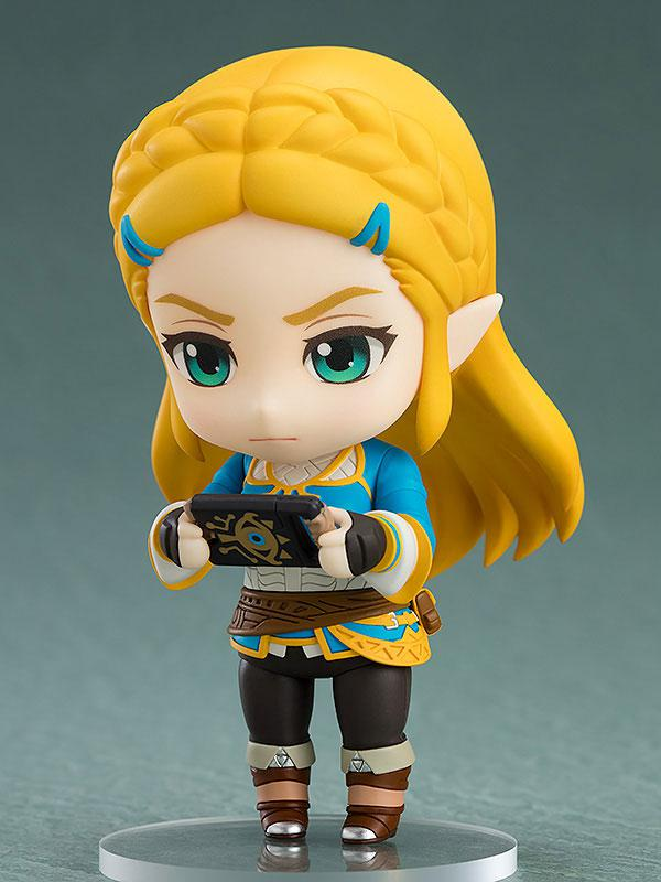 Nendoroid The Legend of Zelda Princess Zelda Breath of the Wild Ver. 1