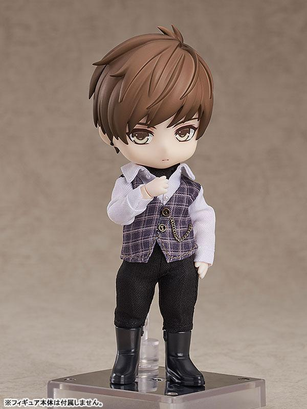 Nendoroid Doll Outfit Set Love & Producer -EVOL x LOVE- Bai Qi Min Guo Ver.