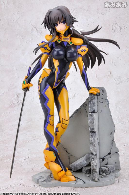7 Weapons New Brand Japanese Anime Muv-luv Takamura Yui