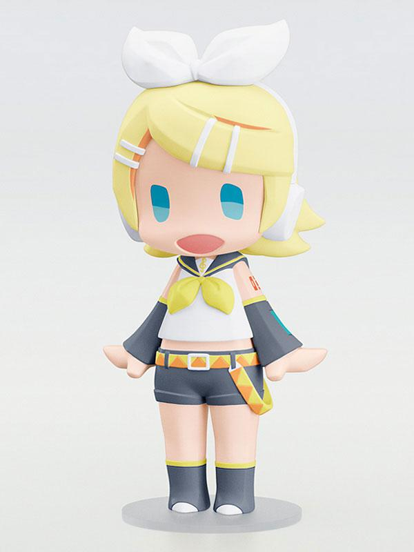 HELLO! GOOD SMILE Character Vocal Series 02 Kagamine Rin Posable Figure