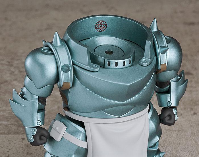 Nendoroid Fullmetal Alchemist Alphonse Elric 4