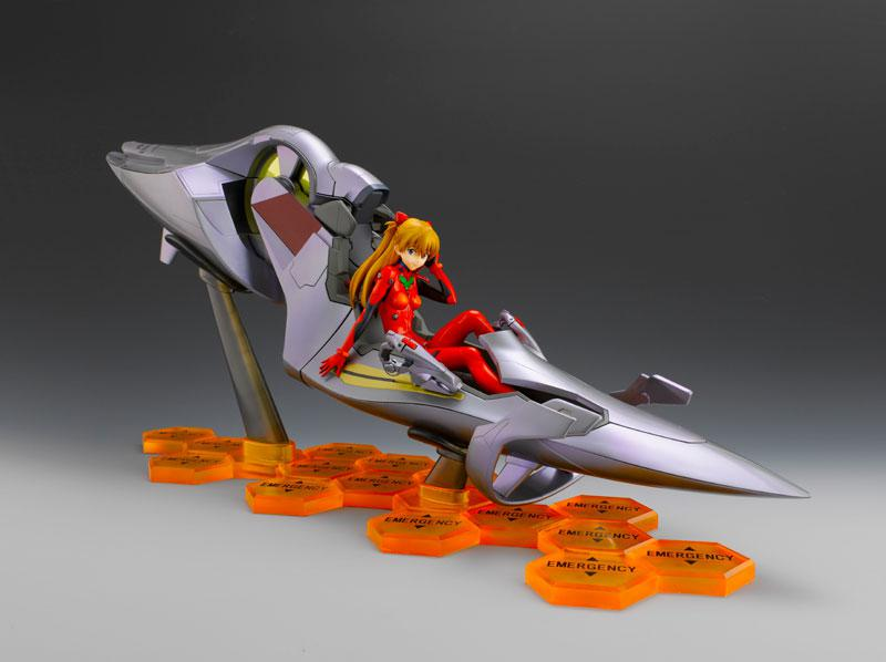 EVA GLOBAL Exclusive Reproduction Evangelion Entry Plug Interior Asuka Ver. 1/6 Complete Figure product