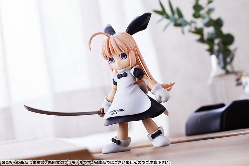 Ichigeki Sacchu!! HoiHoi-san NEW EDITION 1/1 HoiHoi-san NEW EDITION Plastic Model 11