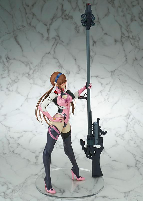 Rebuild of Evangelion Mari Makinami Illustrious Complete Figure 1