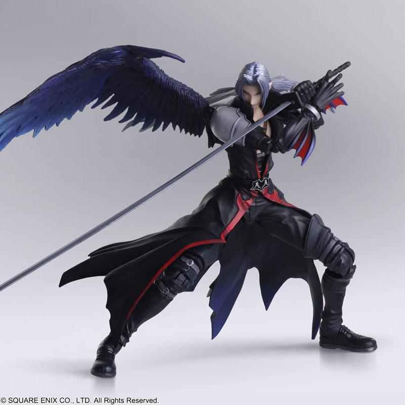 FINAL FANTASY BRING ARTS Sephiroth Another Form Ver. Action Figure