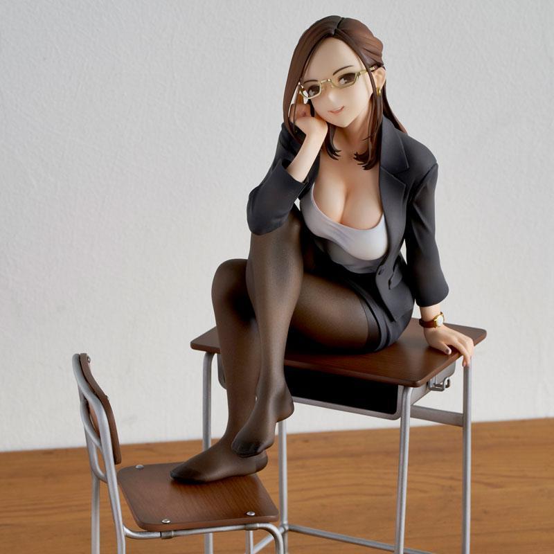 Miru Tights Gogatsubyou? Sensei ga Naoshite Ageyokka? Yuiko Sensei Complete Figure 4
