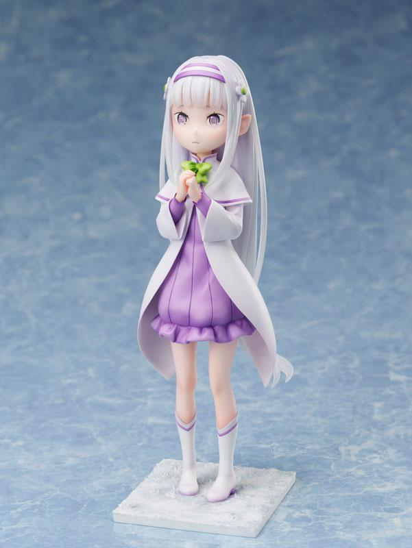 Re:ZERO -Starting Life in Another World- Emilia -Youbi no Omohide- 1/7 Complete Figure