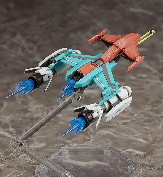 figma Galaxian Galaxip GFX-D001a / Galaga Fighter GFX-D002f 2