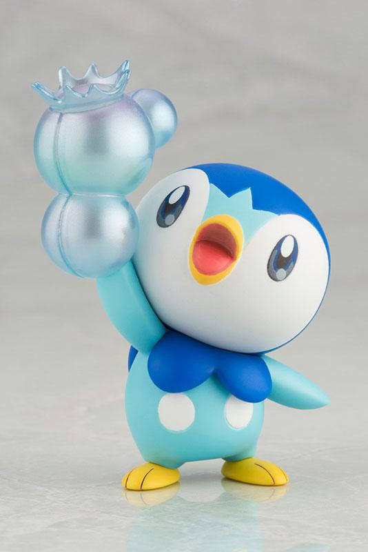 """ARTFX J """"Pokemon"""" Series Dawn with Piplup 1/8 Complete Figure 8"""