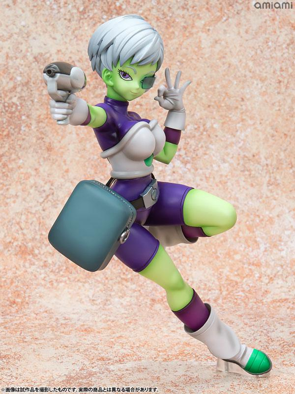 Dragon Ball Gals Cheelai Complete Figure
