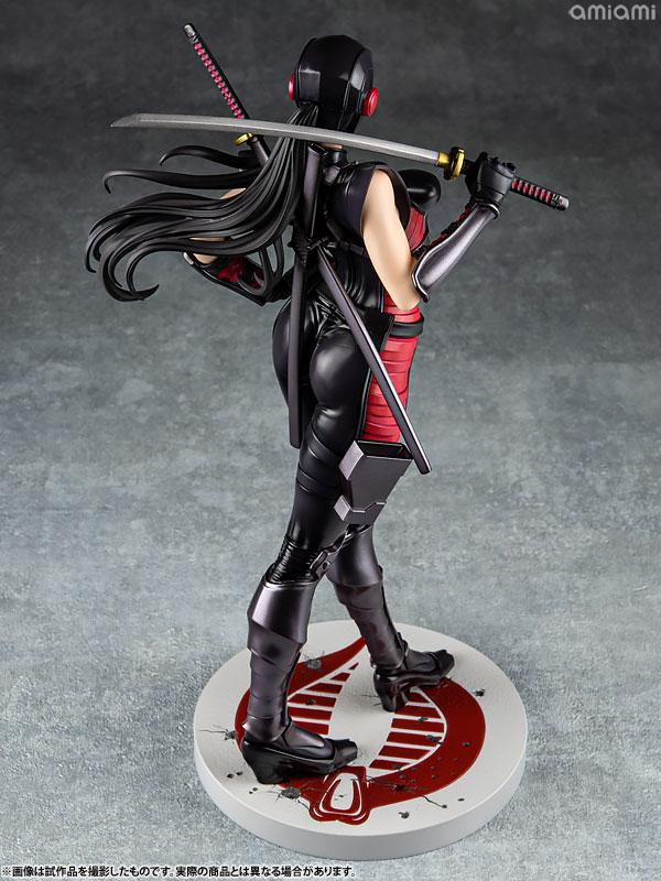 G.I. JOE BISHOUJO Dawn Moreno (Snake Eyes II) 1/7 Complete Figure