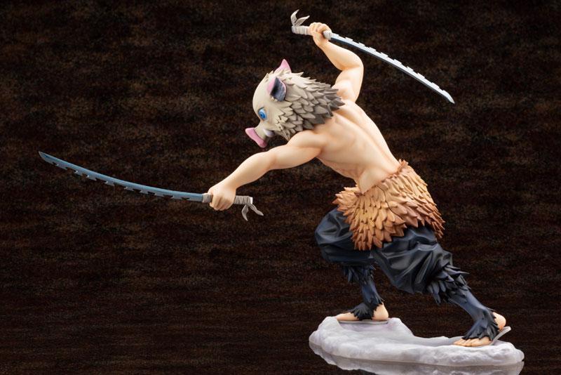 ARTFX J Demon Slayer: Kimetsu no Yaiba Inosuke Hashibira 1/8 Complete Figure product