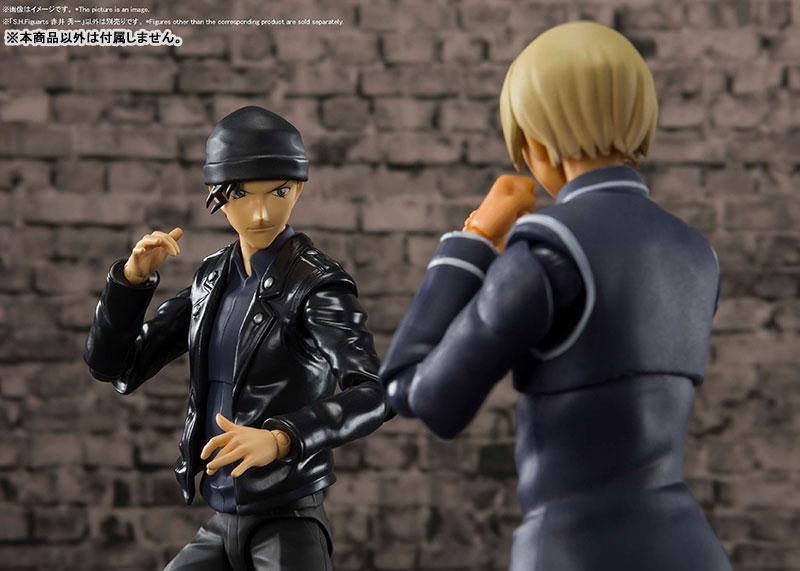 "S.H.Figuarts Shuichi Akai ""Detective Conan"" 5"