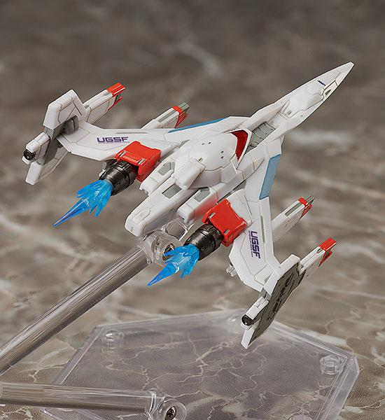 figma Galaxian Galaxip GFX-D001a / Galaga Fighter GFX-D002f 6
