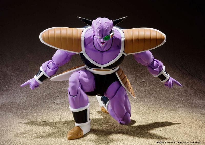 "S.H.Figuarts Ginyu ""Dragon Ball Z"" 0"