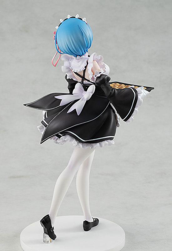 Re:ZERO -Starting Life in Another World- Rem Tea Party Ver. 1/7 Complete Figure 1