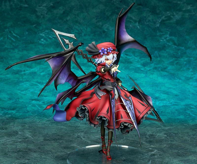 Touhou Project Remilia Scarlet Koumajou Densetsu Ver. Extra Color [BLOOD MOON] 1/8 Complete Figure