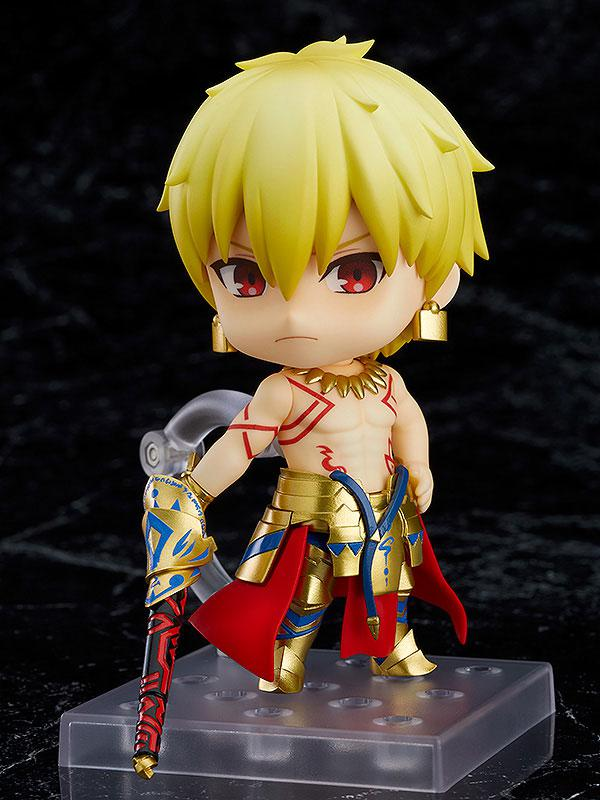Nendoroid Fate/Grand Order Archer/Gilgamesh Third Ascension ver. product