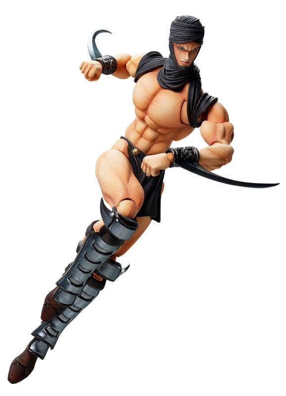 Super Action Statue JoJo's Bizarre Adventure Part.II Kars