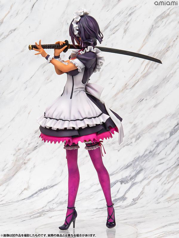 Murakami Suigun no Yakata Original F-ism Shoujo Katana Maid 1/6 Complete Figure 2