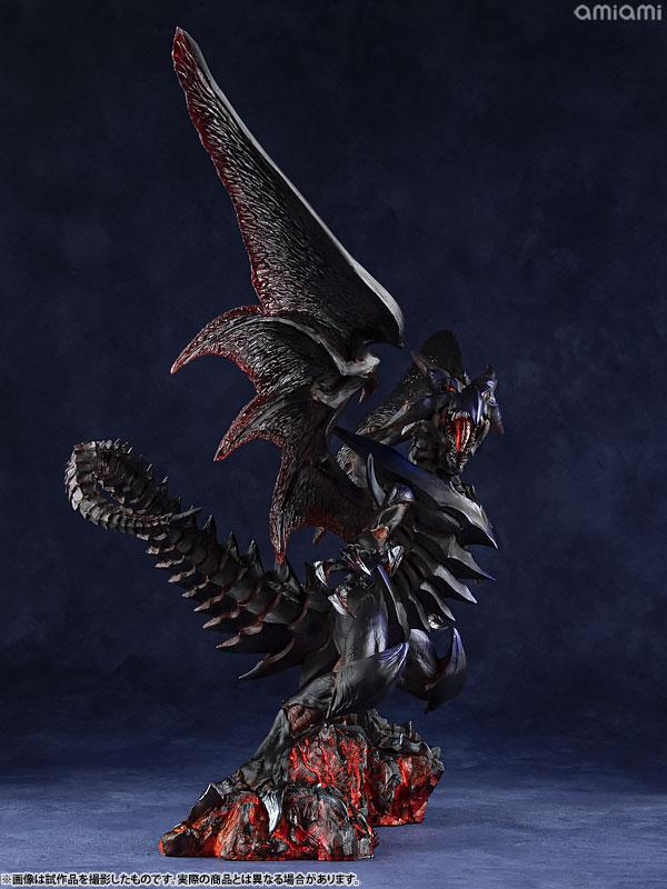 "ART WORKS MONSTERS ""Yu-Gi-Oh! Duel Monsters"" Red-Eyes Black Dragon Complete Figure product"