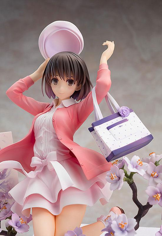 Saekano: How to Raise a Boring Girlfriend Fine Megumi Kato First Meeting Outfit Ver. 1/7 Complete Figure 4