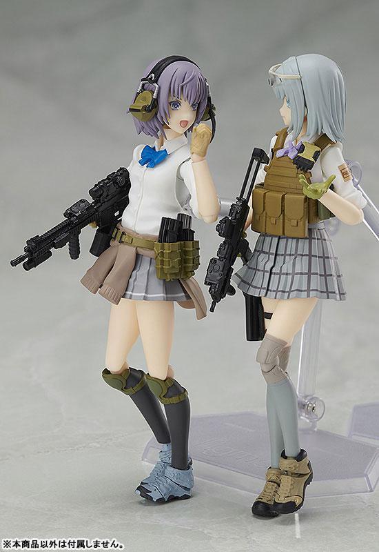 figma Little Armory Miyo Asato Summer Uniform ver.