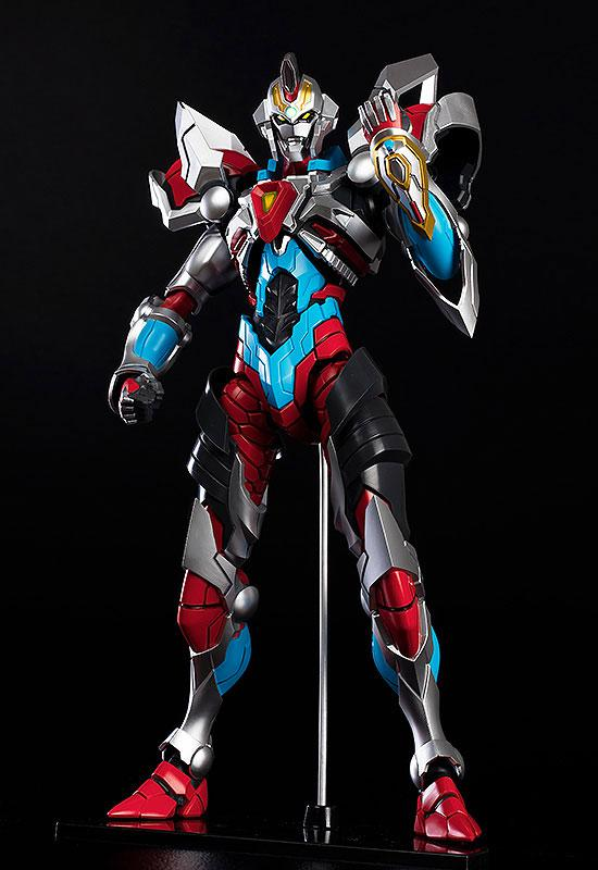 GIGAN-TECHS SSSS.GRIDMAN Gridman Posable Figure 0