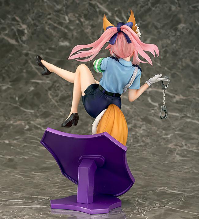Fate/EXTELLA LINK Tamamo no Mae Police FOX Ver. 1/7 Complete Figure 2
