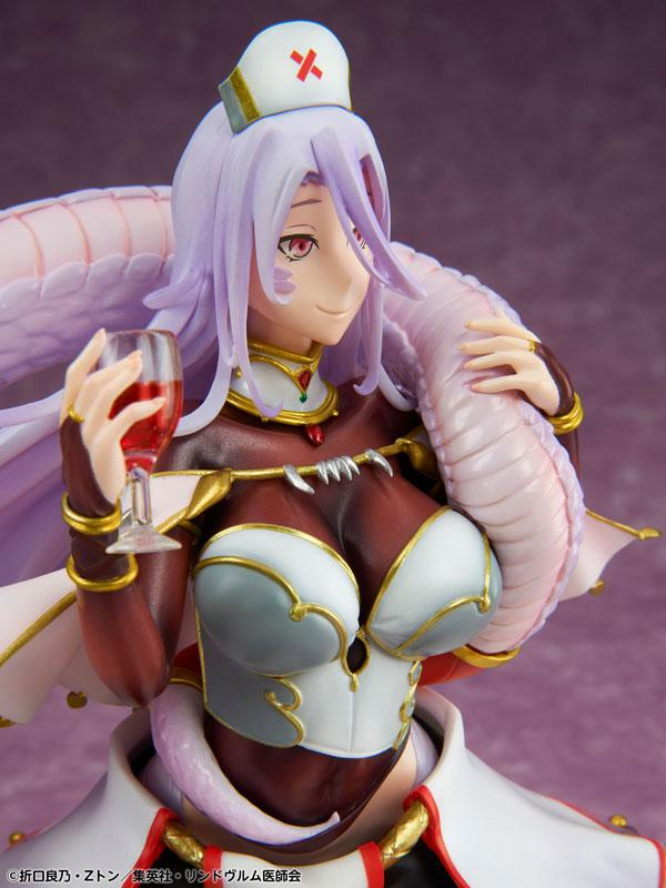 """TV Anime """"Monster Girl Doctor"""" Saphentite Neikes 1/8 Complete Figure"""