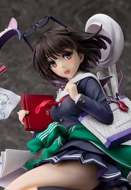 Saekano: How to Raise a Boring Girlfriend Flat Megumi Kato 1/7 Complete Figure 4
