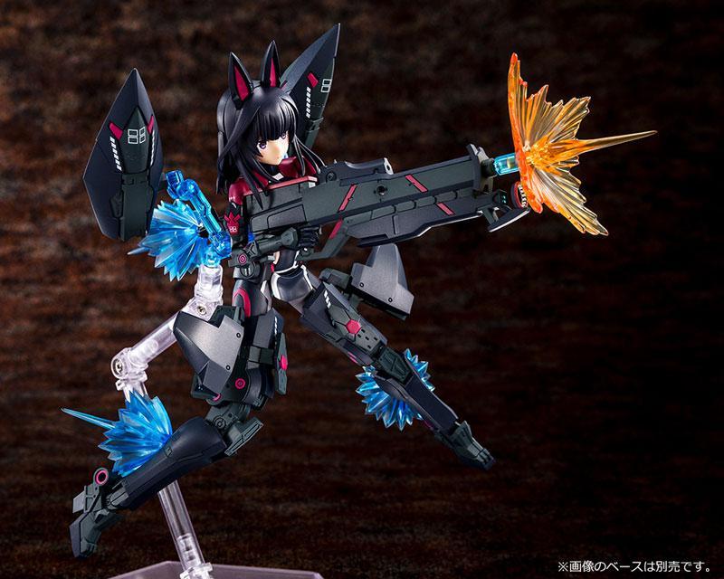 Megami Device x Alice Gear Aegis Kaede Agatsuma [Kaiden] Plastic Model