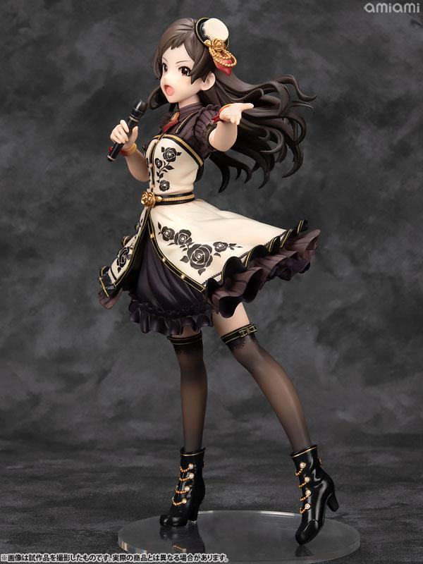 THE IDOLM@STER Million Live! Shiho Kitazawa Chocoliere Rose ver. 1/8 Complete Figure product
