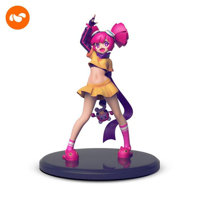MUSE DASH Buro 1/8 Complete Figure product