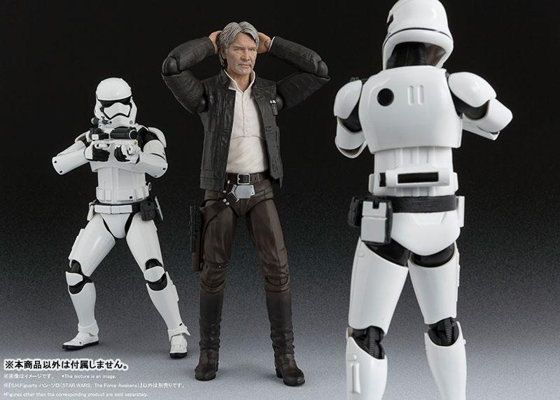 S.H.Figuarts Han Solo (STAR WARS: The Force Awakens)