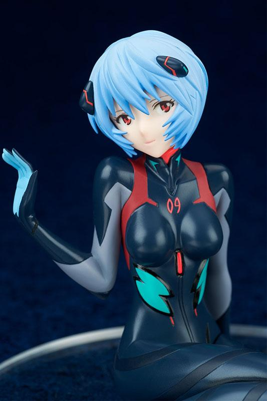 Evangelion: 3.0 You Can (Not) Redo Rei Ayanami (Tentative Name) Plug Suit Ver. 1/7 Complete Figure