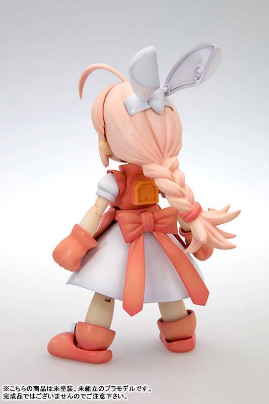 Ichigeki Sacchu!! HoiHoi-san NEW EDITION 1/1 HoiHoi-san -Heavy Arms Ver.- NEW EDITION Plastic Model 4