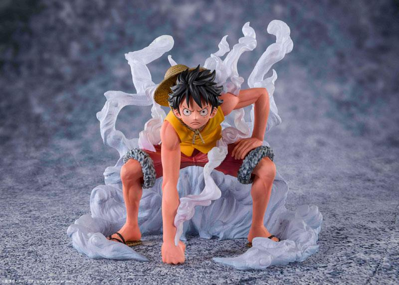 "Figuarts ZERO [EXTRA BATTLE] Monkey D. Luffy -Choujou Kessen- ""ONE PIECE"""