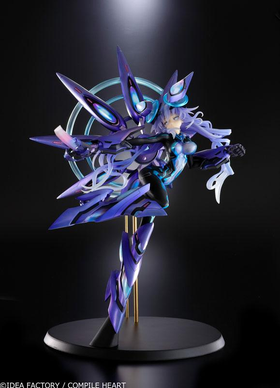 New Dimension Game Neptunia VII Next Purple Processor Unit Full Ver. 1/7 Figure product