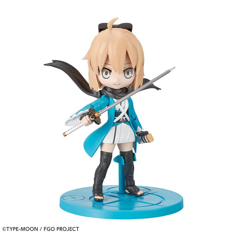 """Puchirittsu Saber / Souji Okita Plastic Model """"Fate/Grand Order"""""""