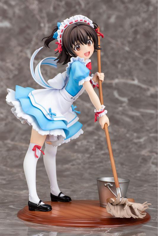 THE IDOLM@STER Cinderella Girls Miria Akagi [Orikou Maid-san] 1/7 Complete Figure 1