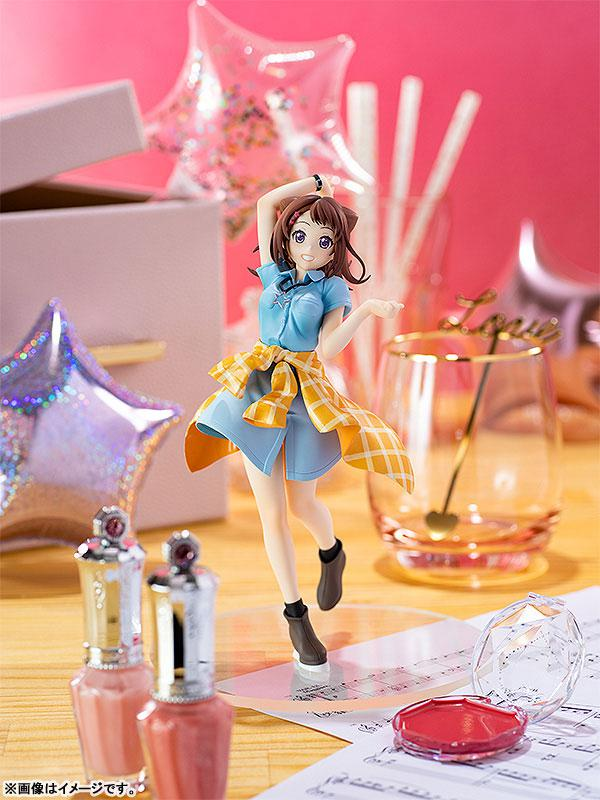 POP UP PARADE BanG Dream! Girls Band Party! Kasumi Toyama Complete Figure