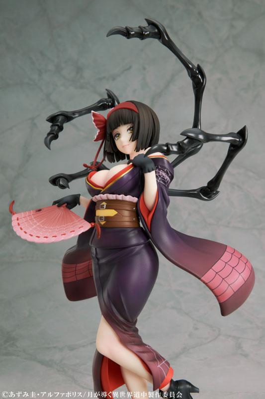 "TV Anime ""Tsukimichi: Moonlit Fantasy"" Black Disaster Spider ""Mio"" 1/7 Complete Figure"