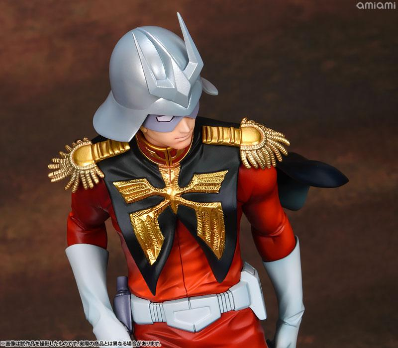 GGG (Gundam Guys Generation) Mobile Suit Gundam Char Aznable 1/8 Complete Figure 14