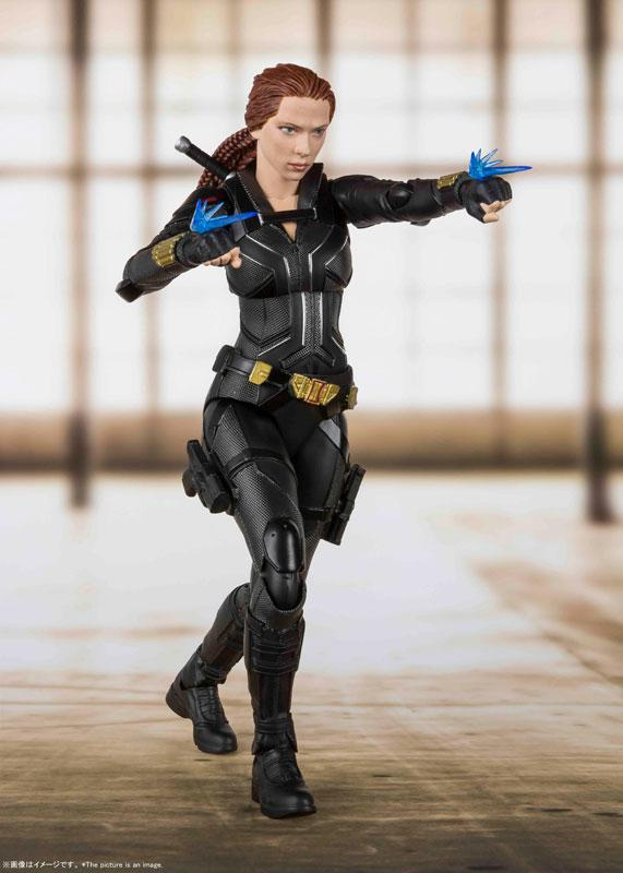 S.H.Figuarts Black Widow (Black Widow)